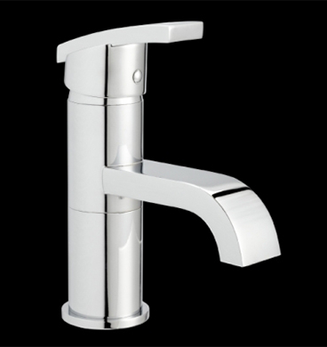 Aviad Basin Mixer With 110mm Fixed Spout Bathroom Supplies In Brisbane