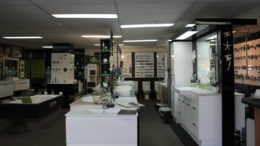 bathroom display showrooms