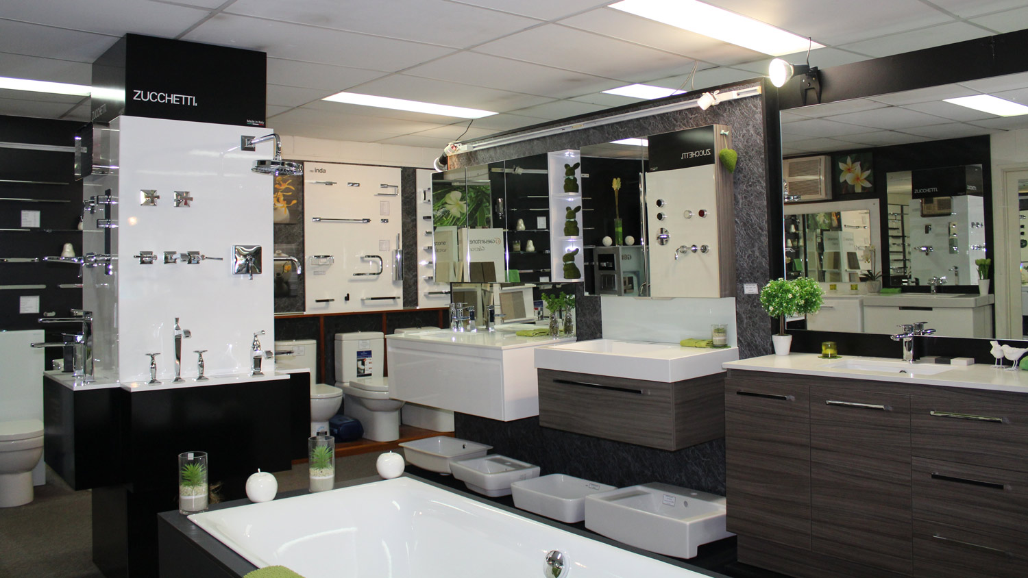 Showroom bathroom supplies in brisbane for Bathroom showrooms