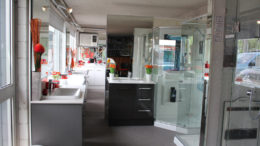 bathroom vanity showrooms