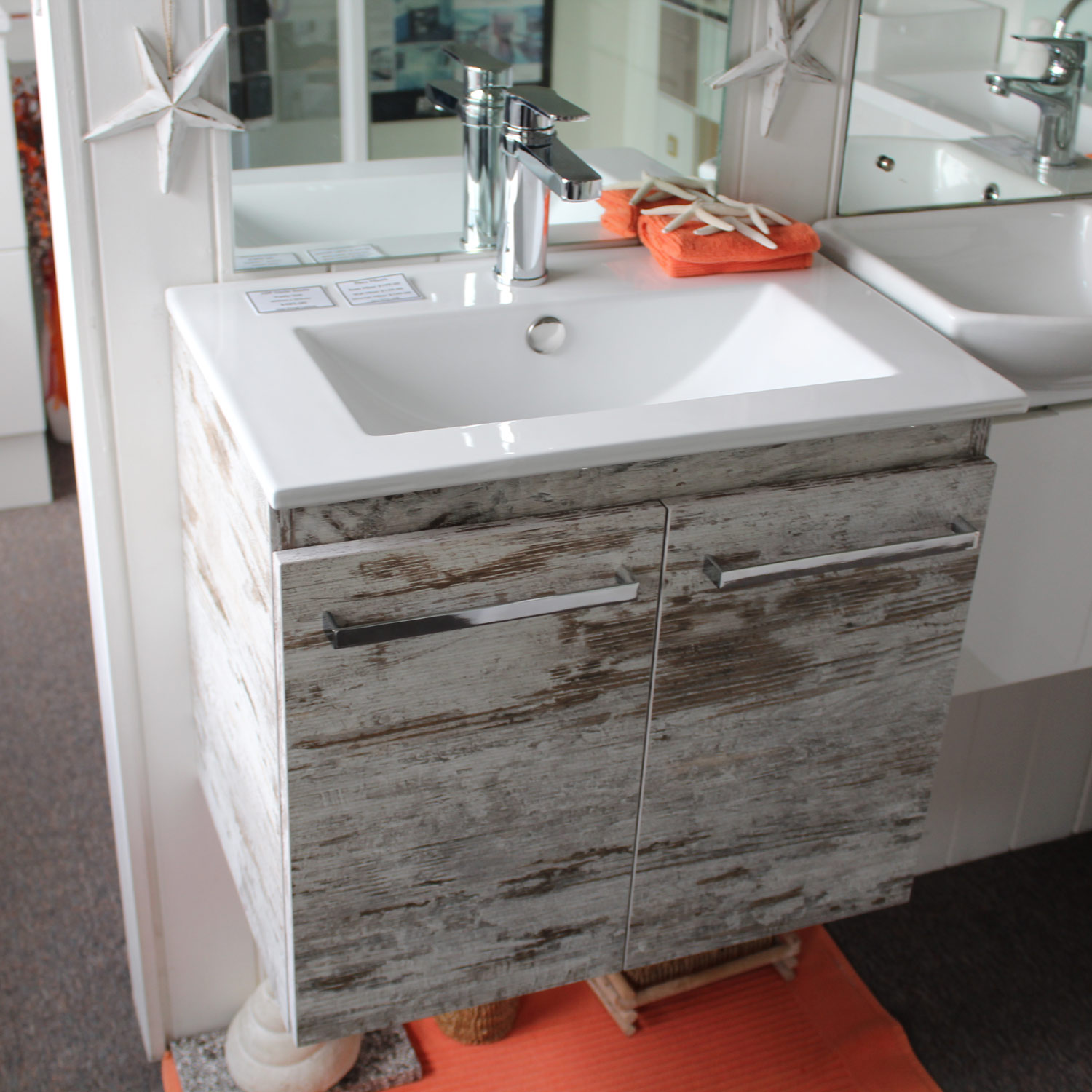 Bathroom Vanities Qld adp glacier ensuite vanity unit 600 x 395 – bathroom supplies in