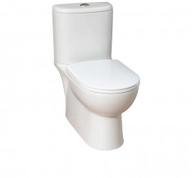 Azure Back to Wall Toilet