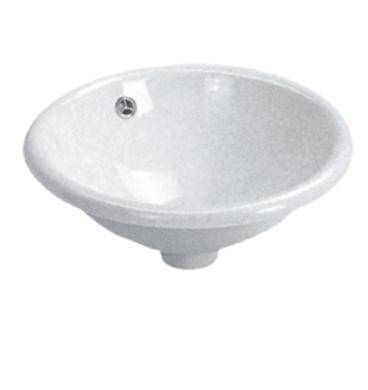 Arto 7046a Round Drop In Basin 420mm