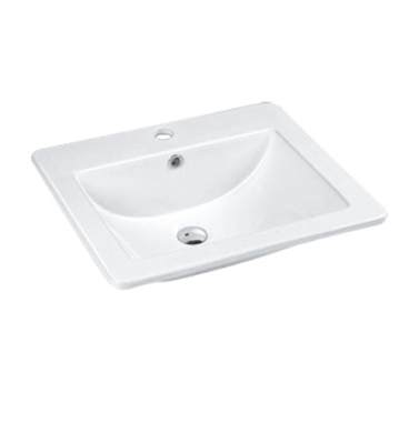 Arto 9050 Rectangle Drop In Basin 530mm Bathroom