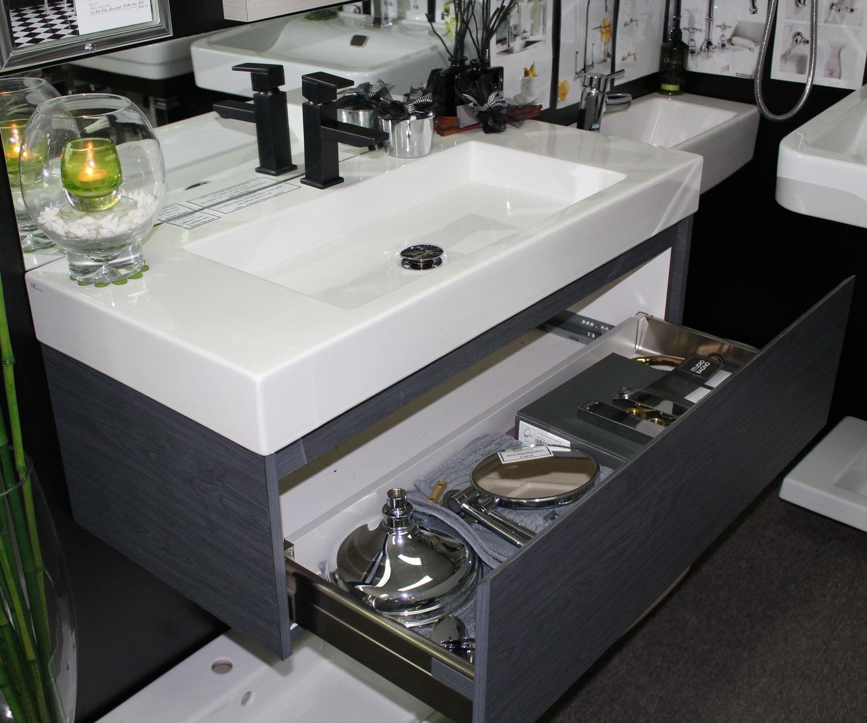 Custom vanity unit 1000mm china top laminate drawer unit for 1000mm kitchen drawer unit