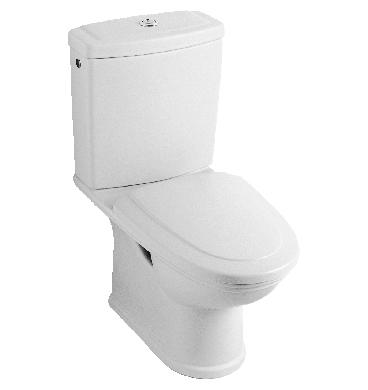 Villeroy & Boch Century Close Coupled Toilet Suite ...