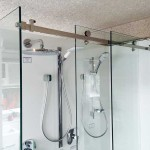 opto shower screen rail