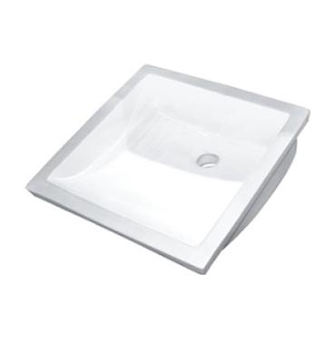 Arto 540b Square Undercounter Basin 430 X 440 Bathroom