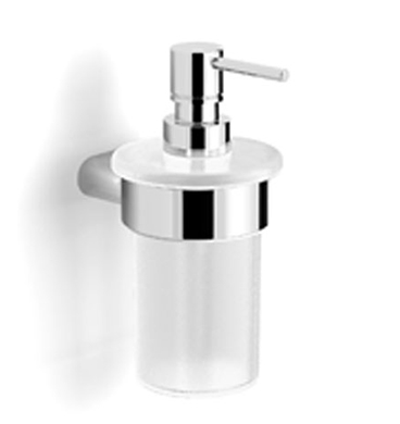 Parisi Ellisse Wall Mounted Soap Dispenser Bathroom