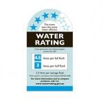 Q toilet suit water rating