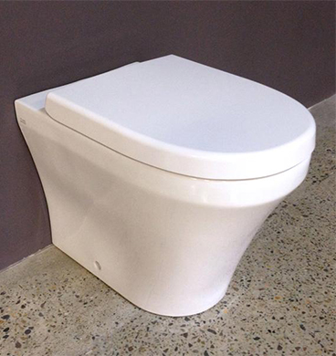 Q Wall Face Pan Toilet