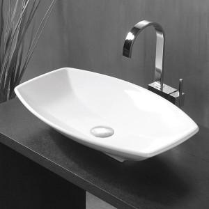 studio bagno bench basin