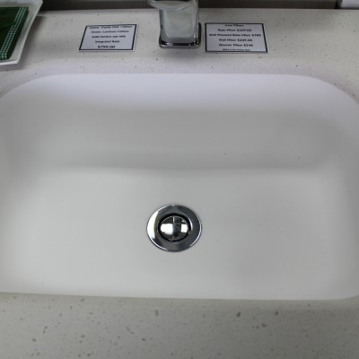 integrated basin
