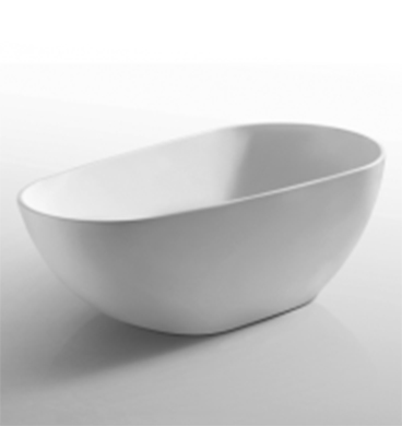 Lipari 1700 Freestanding Bath