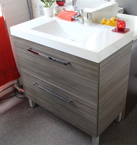 Timberline Orlando vanity 900mm on Legs