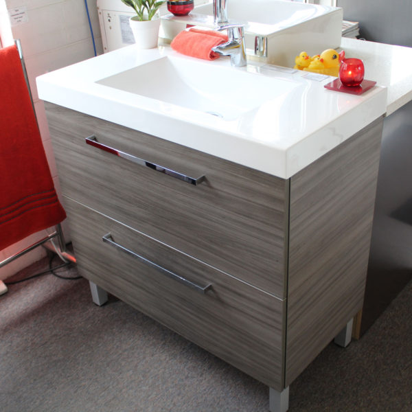 timberland vanity unit