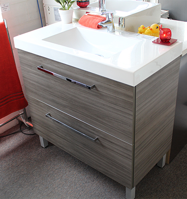 Timberline Orlando Vanity 900mm On Legs Bathroom Supplies In Brisbane