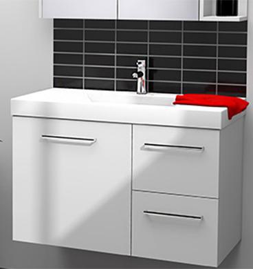 carlo 900 bathroom vanity