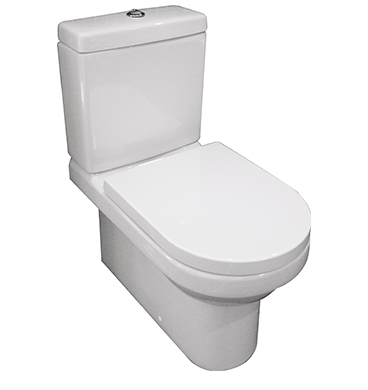 Argent Architectura U Back To Wall Toilet Suit