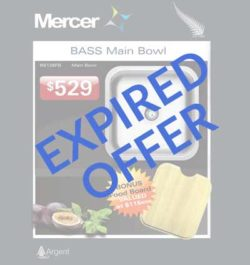 Expired kitchen promotion