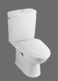close coupled toilet from villeroy and boch