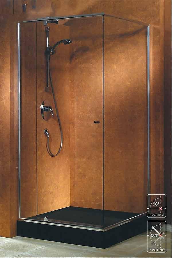 Shower Screens - Bathroom Supplies in Brisbane