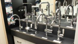 modern and traditional Kitchen taps