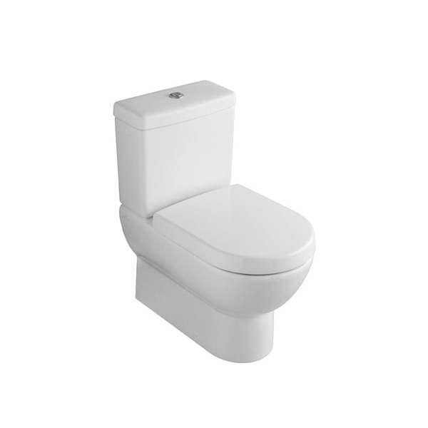 Loop Back to Wall Toilet