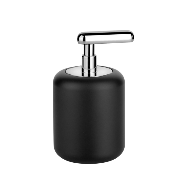 Goccia Soap Dispenser Black