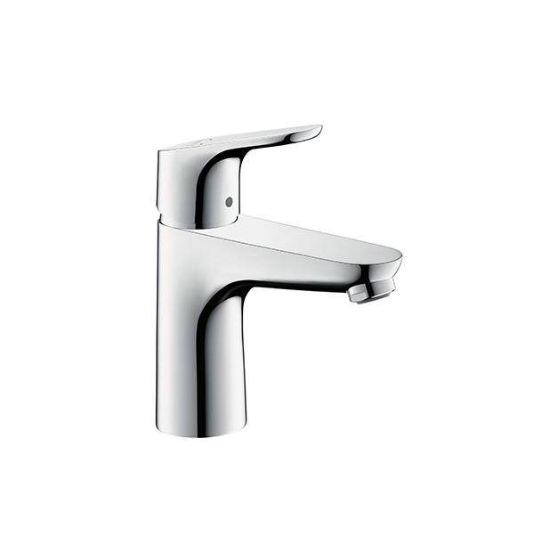 Focus 100 Basin Mixer Chrome – Bathroom Supplies in Brisbane