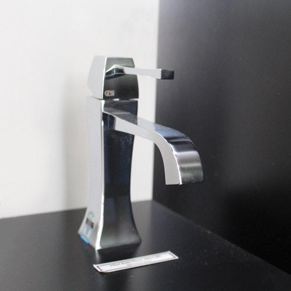 Mimi Basin Mixer on display at Bathroom Supplies