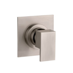Rettangolo Brushed Nickel Shower Mixer