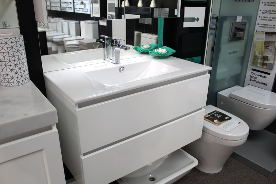 Adp 900 Glacier Twin Vanity Unit Bathroom Supplies In Brisbane