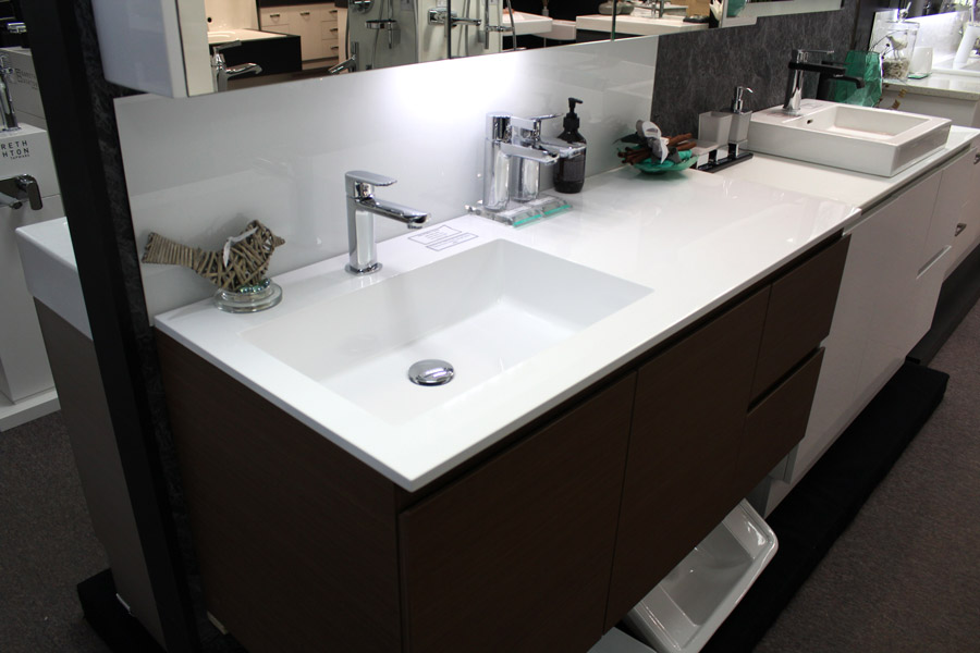 Bathroom Sinks Brisbane summer twin 1200 wall hung vanity unit – bathroom supplies in brisbane
