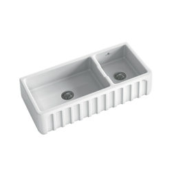 Abey Chambord Louis -3W 1 and half Ceramic Sink