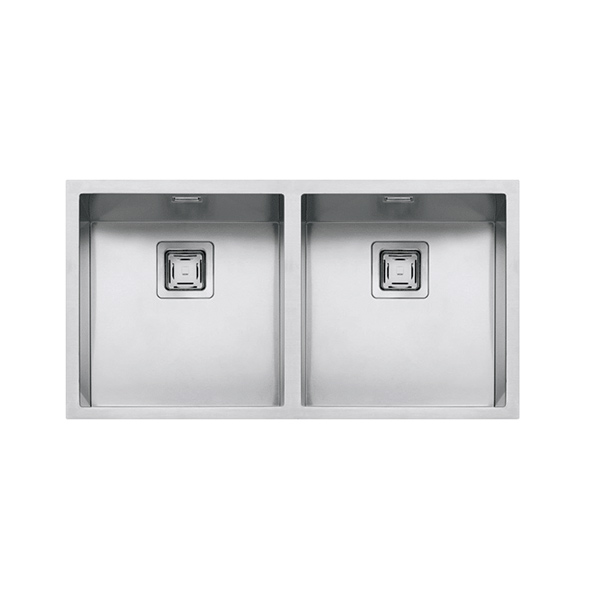Abey Cubo Double Bowl Sink