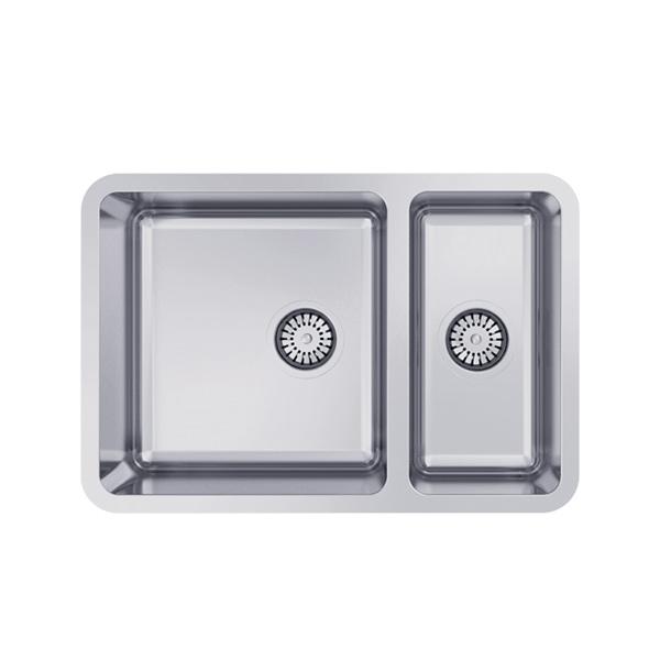 Abey Lago Undermount Sink 1 1 3 Bowls Bathroom Supplies
