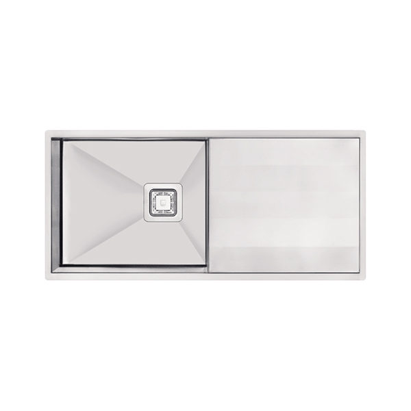 Abey Lugano Single Undermount Sink