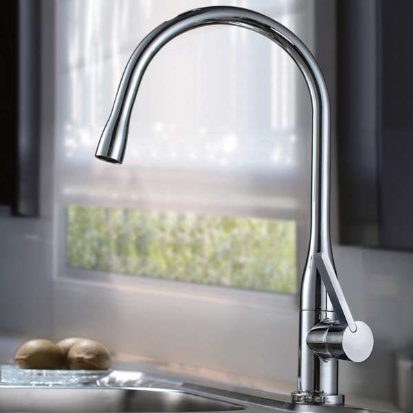 Arcisan Gooseneck Kitchen Mixer fits perfect in most kitchens