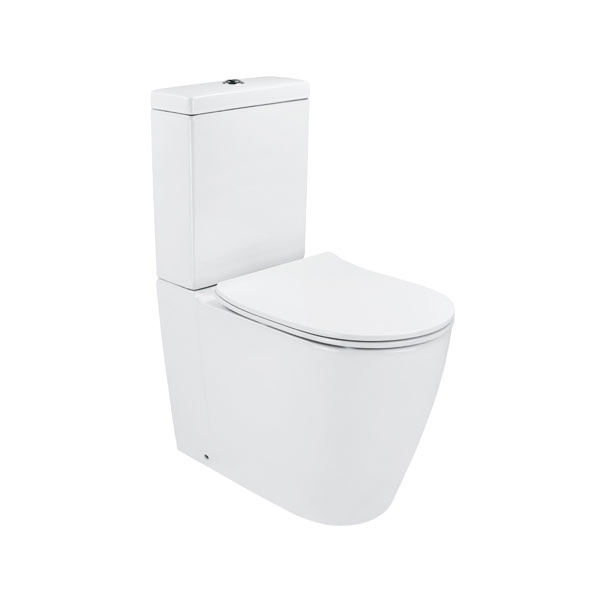 Arcisan Synergii Back to Wall Toilet Suit