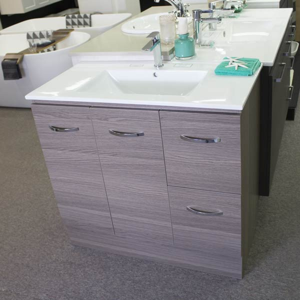 Castano Genoa 900mm Vanity With China Top