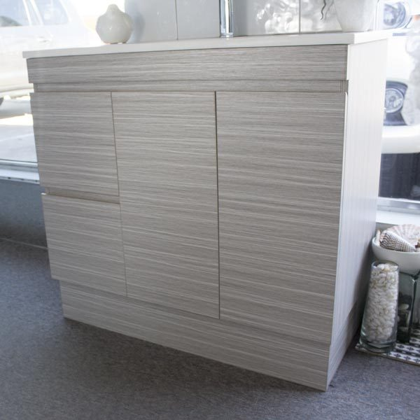 Castano Madrid 900mm Vanity Unit with drawers