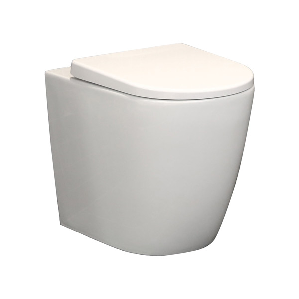 Grace Hygienic Flush Wall Face