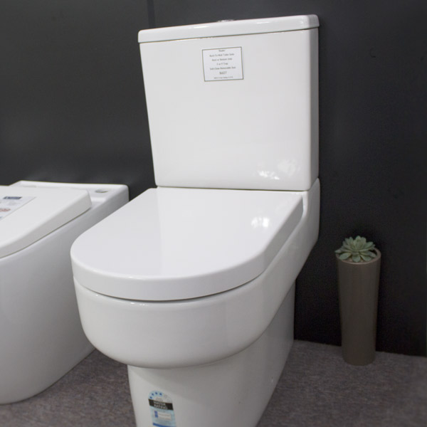 Kudos Back To Wall Toilet Suit