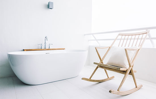 Bathtubs brings tranquility to your bathroom