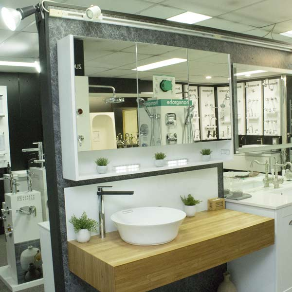 Timberline San Remo Shaving Cabinet Bathroom Supplies In Brisbane
