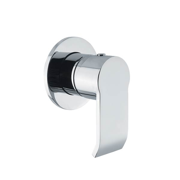 Gareth Ashton Stile Wall Mixer -Chrome