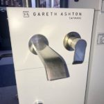 Gareth Ashton Stile Wall Mixer in our showroom
