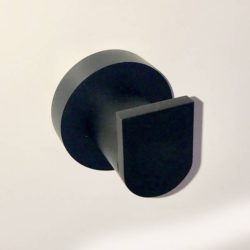 Stile Robe Hook Black