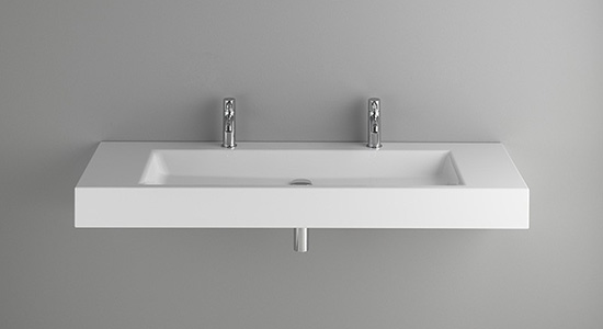 Bette Aqua Wall Mounted Basin